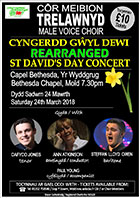 St. David's Day Concert 2018