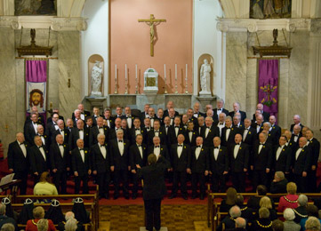 Mayor's Charity concert - St WinefridesChurch Holywell